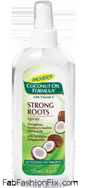 Palmer's Coconut Oil Formula Strong Roots Spray new Large