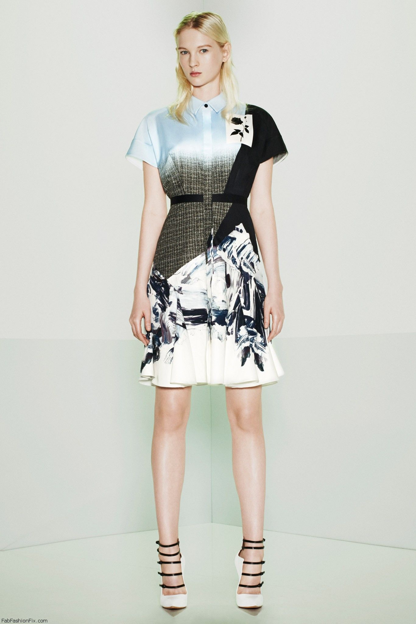 Prabal Gurung Resort 2015 collection | Fab Fashion Fix
