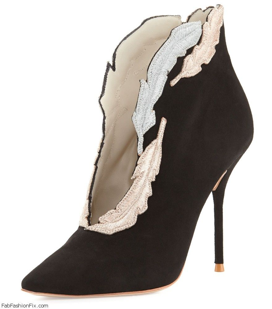 Sophia-Webster-Tia-Embroidered-Suede-Bootie