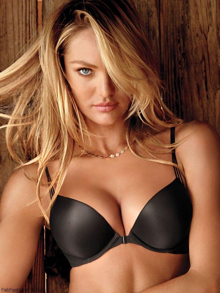 4490e64e38 Candice Swanepoel for Victoria s Secret lingerie (June 2014) - Fab ...