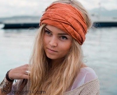 Style guide how to wear and style bandanas this summer fab hair b urmus Gallery