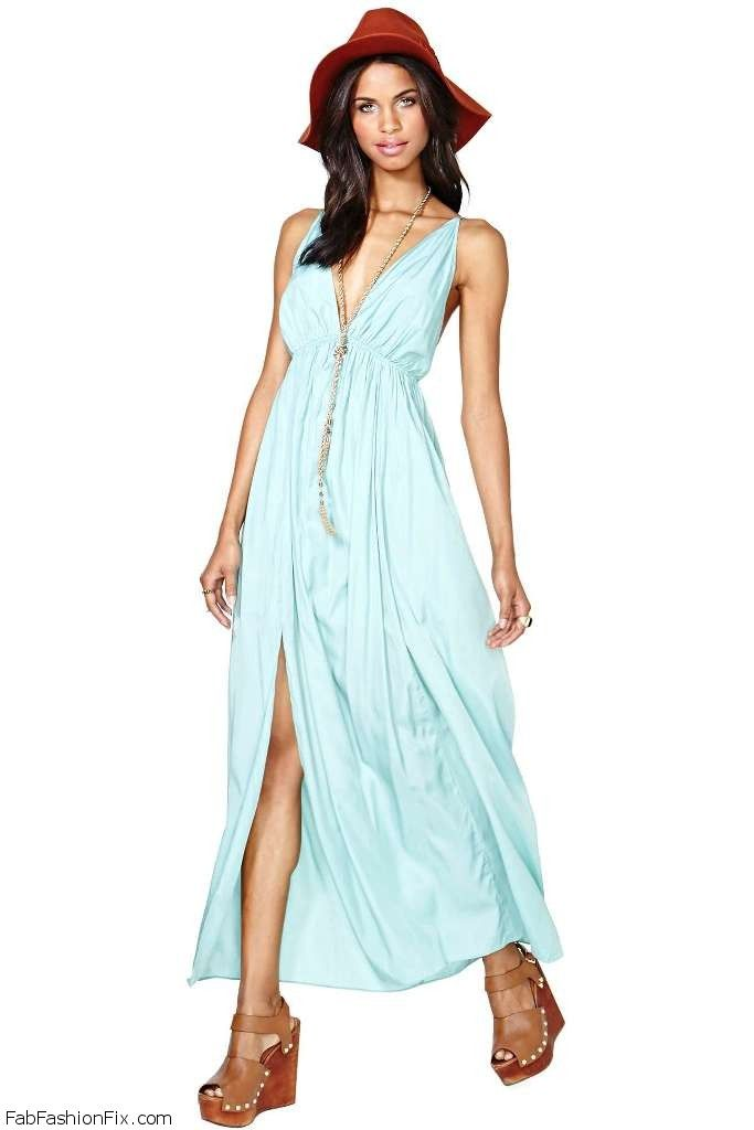 Style Guide: How to style and wear the maxi dress this ...