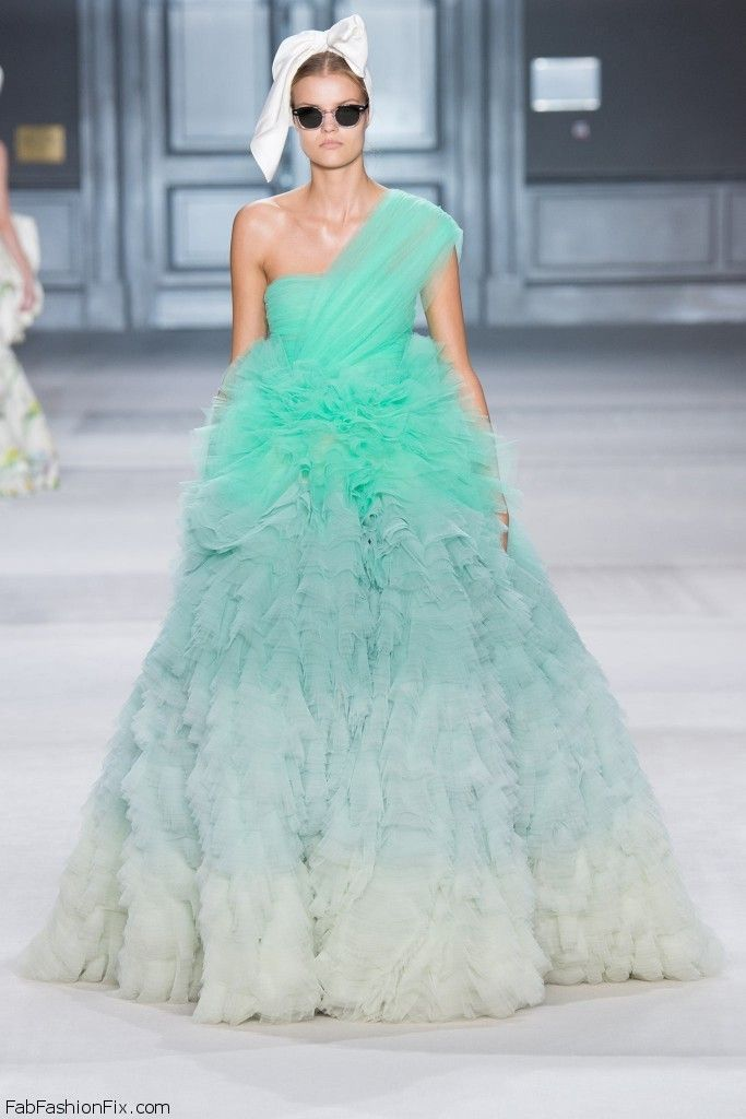 giambattista valli haute couture fall 2014 collection