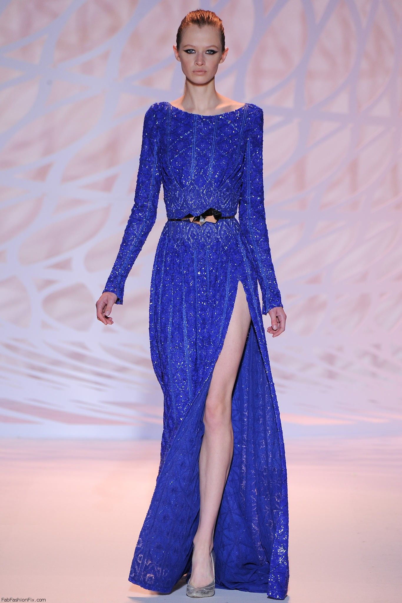 Zuhair Murad Haute Couture Fall 2014 Collection Fab