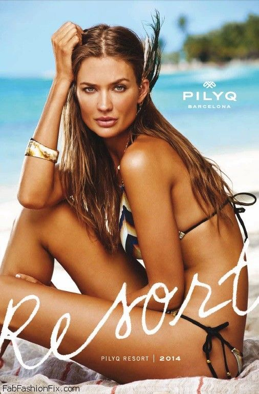 2b2272dbf0 Barcelona based swimwear brand PilyQ brings their new Resort 2014 beachwear  and swimwear collection
