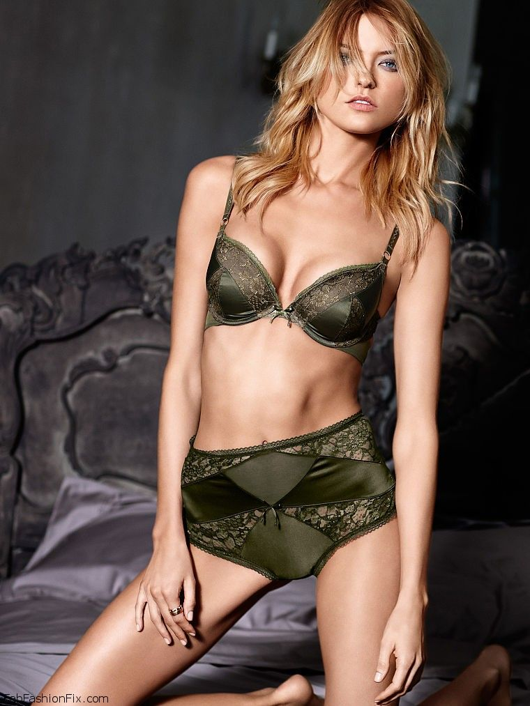 Martha Hunt For Victoria S Secret Lingerie August 2014
