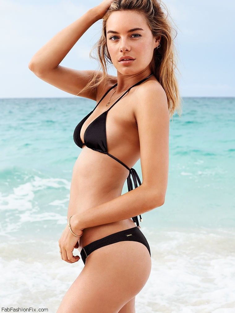 victoria s secret angels heat up once more in victoria s secret swim 2014 collection fab