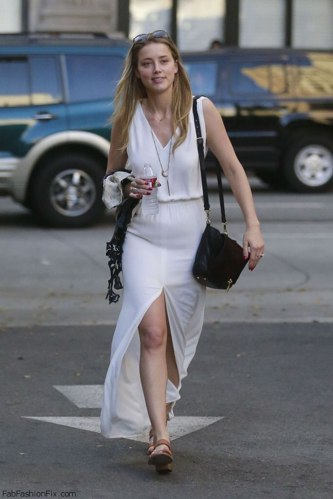 Style Watch Celebrity Street Style August 2014 Fab