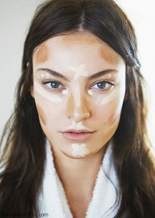 Makeup-How-to-highlight-and-contour-your-face-with-makeup-like-a-pro-10