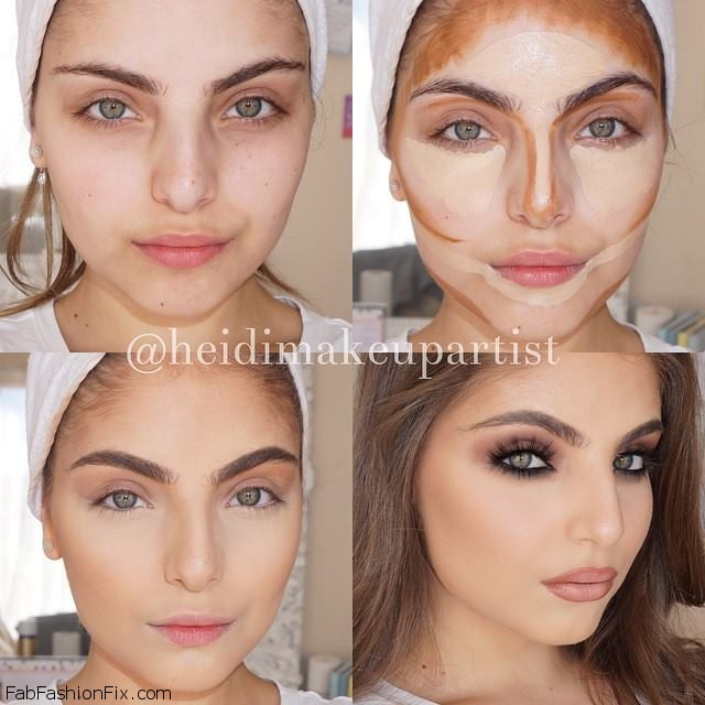 Highlighting and contouring can be complicated but these step by step video tutorials show us how to apply your make-up for the best result, check them out ...