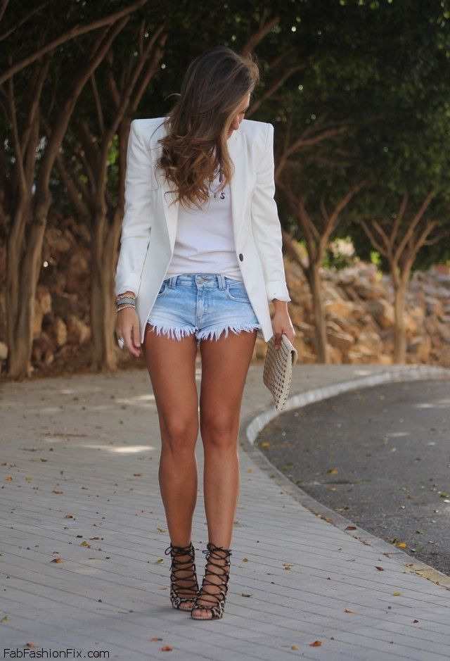 Style Watch 50 Summer Street Style Inspirations With