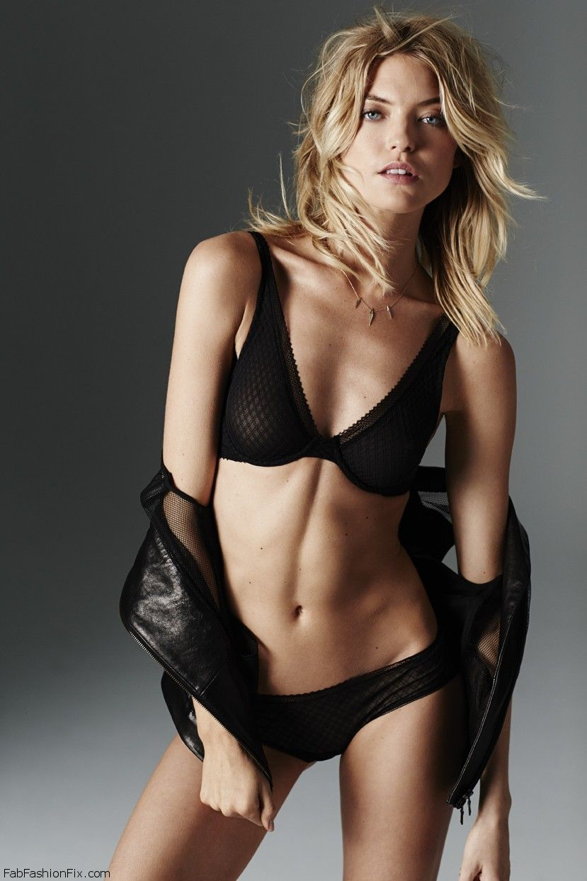 a97b4a60271 Martha Hunt for Victoria s Secret lingerie (August 2014)