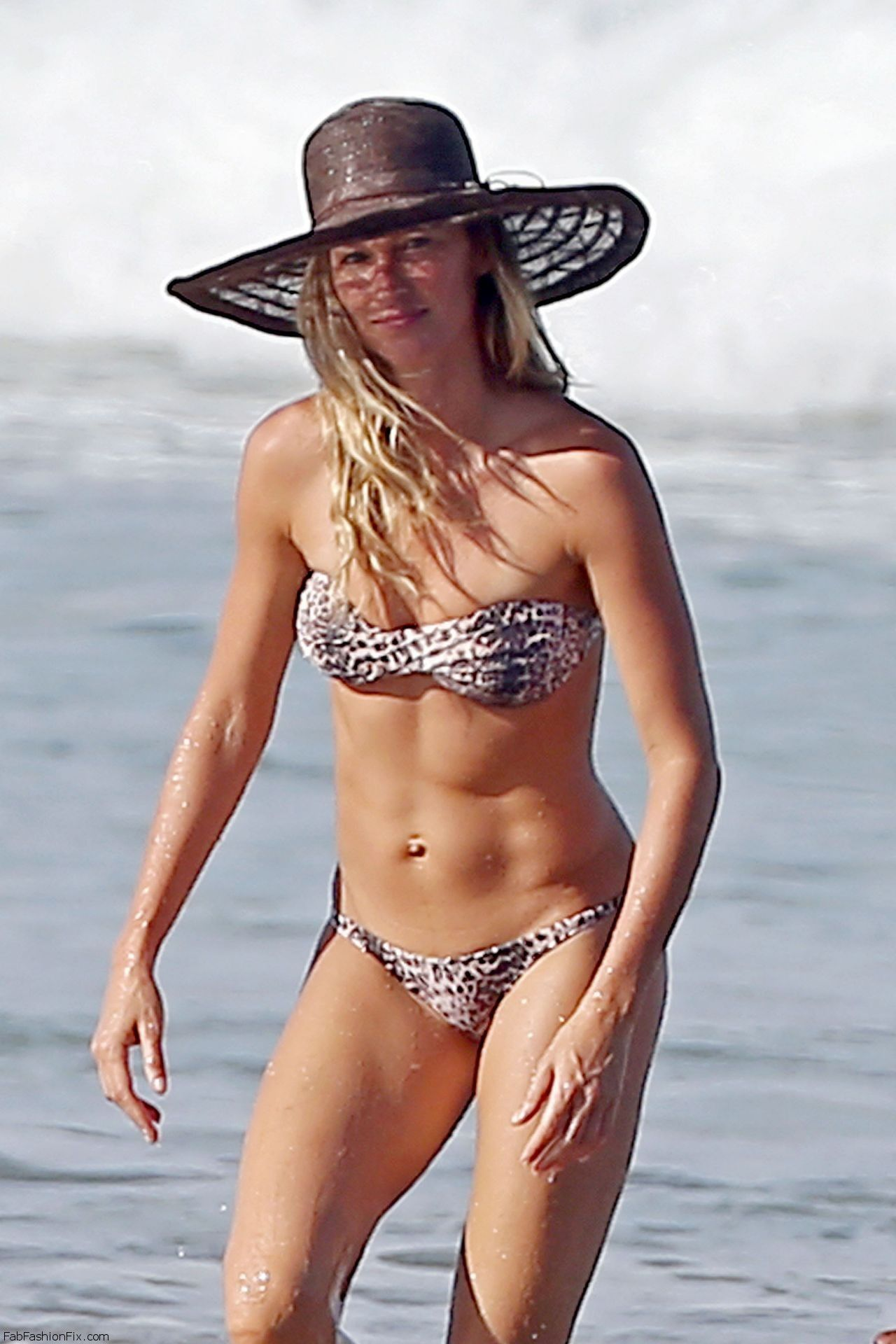 Style Watch Best Of Celebrity Bikini Style July 2014