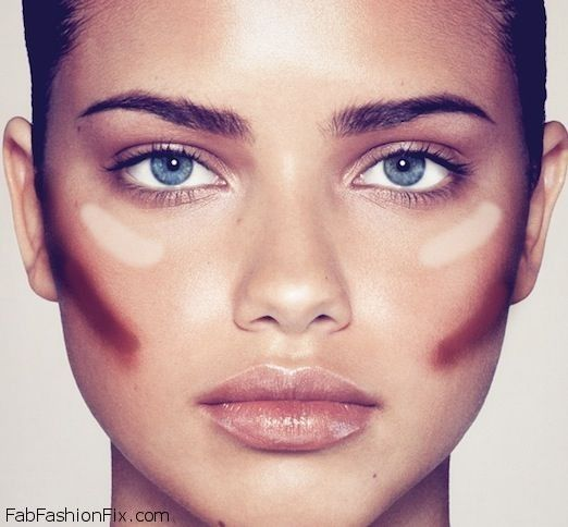 Makeup-How-to-highlight-and-contour-your-face-with-makeup-like-a-pro-21