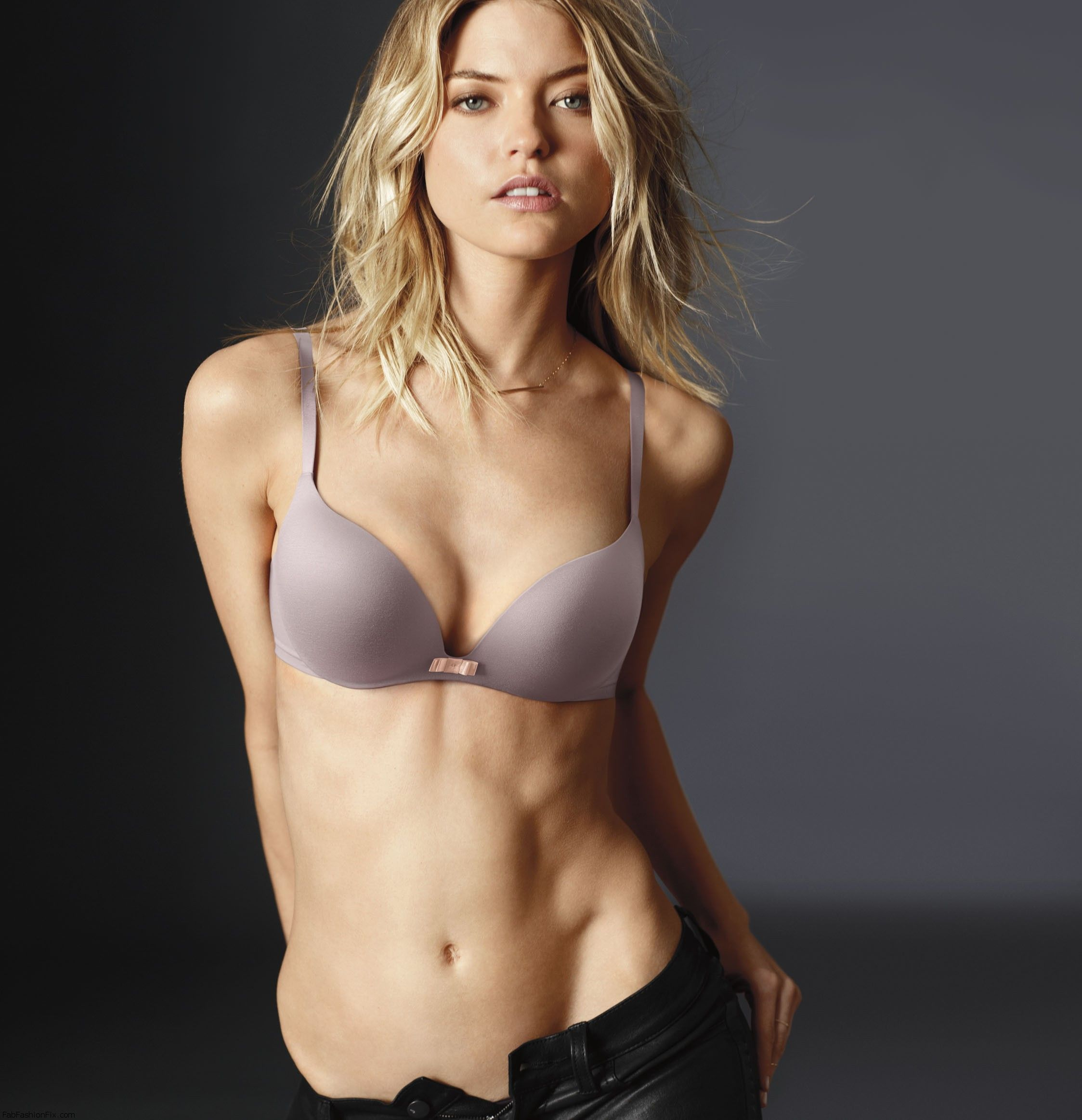 a0df6fdef7 Martha Hunt for Victoria s Secret lingerie (August 2014) - Fab ...