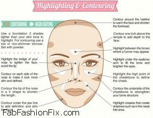Makeup-How-to-highlight-and-contour-your-face-with-makeup-like-a-pro-05