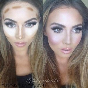 Makeup-How-to-highlight-and-contour-your-face-with-makeup-like-a-pro-18