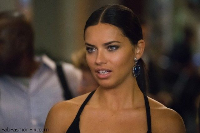 """Supermodel Adriana Lima attends US Weekly's """"Most Stylish New Yorkers of 2014"""" in New York City"""