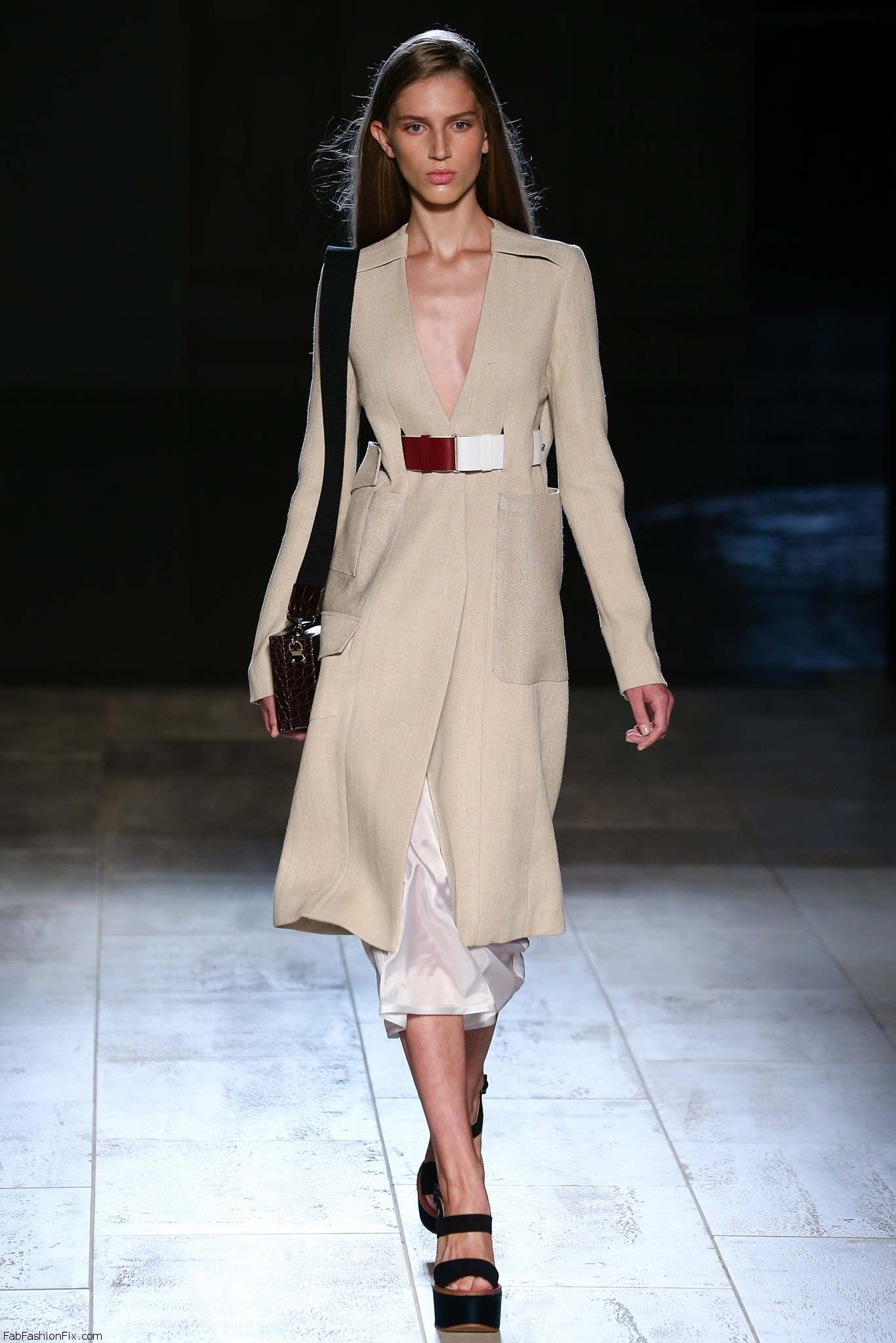 Victoria Beckham Spring Summer 2015 Collection New York