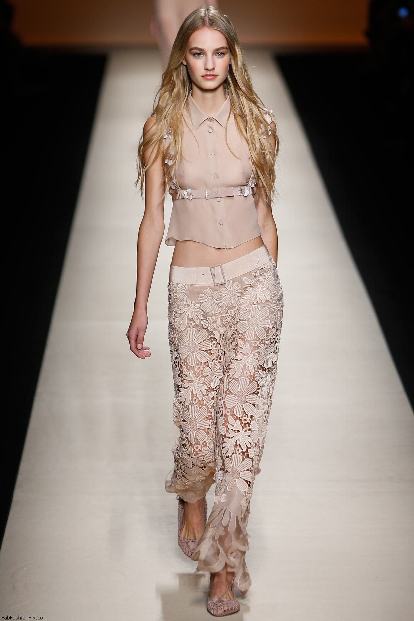 Alberta Ferretti Spring Summer 2015 Collection Milan Fashion Week Fab Fashion Fix