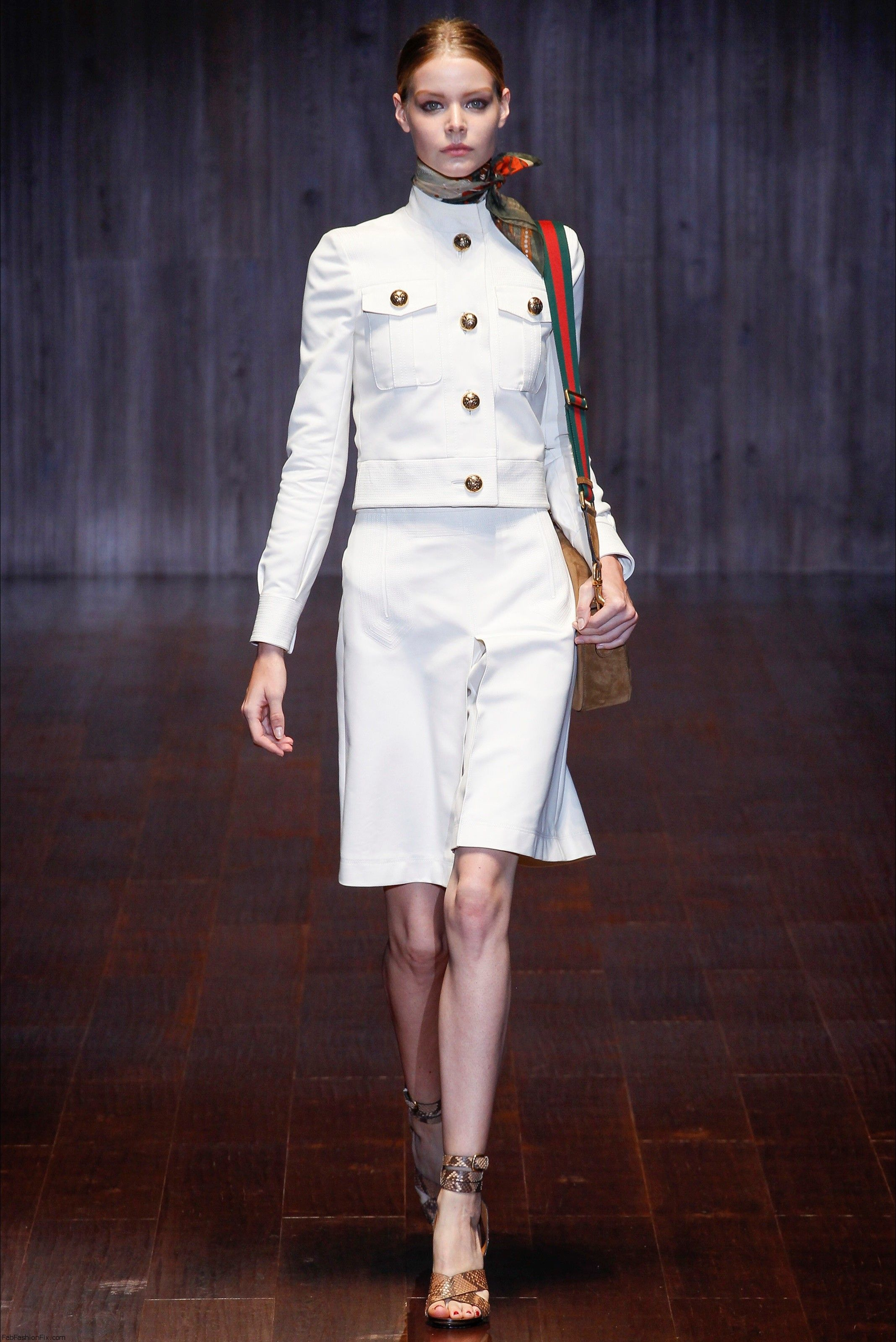 Gucci Spring Summer 2015 Collection Milan Fashion Week Fab Fashion Fix