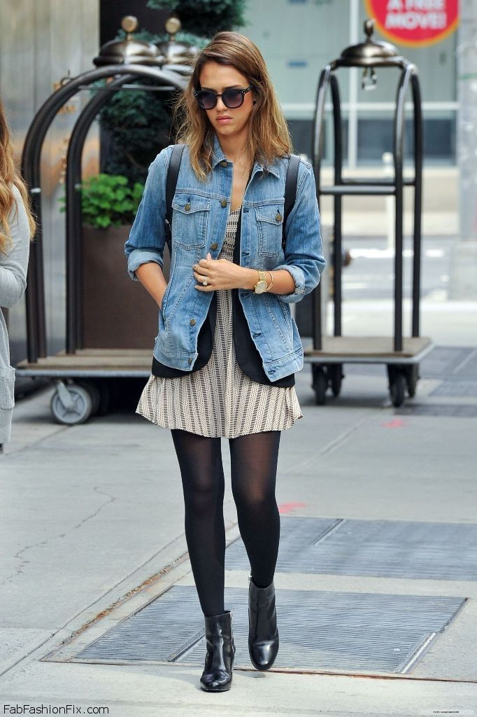 Style Watch Celebrity Street Style September 2014 Fab Fashion Fix