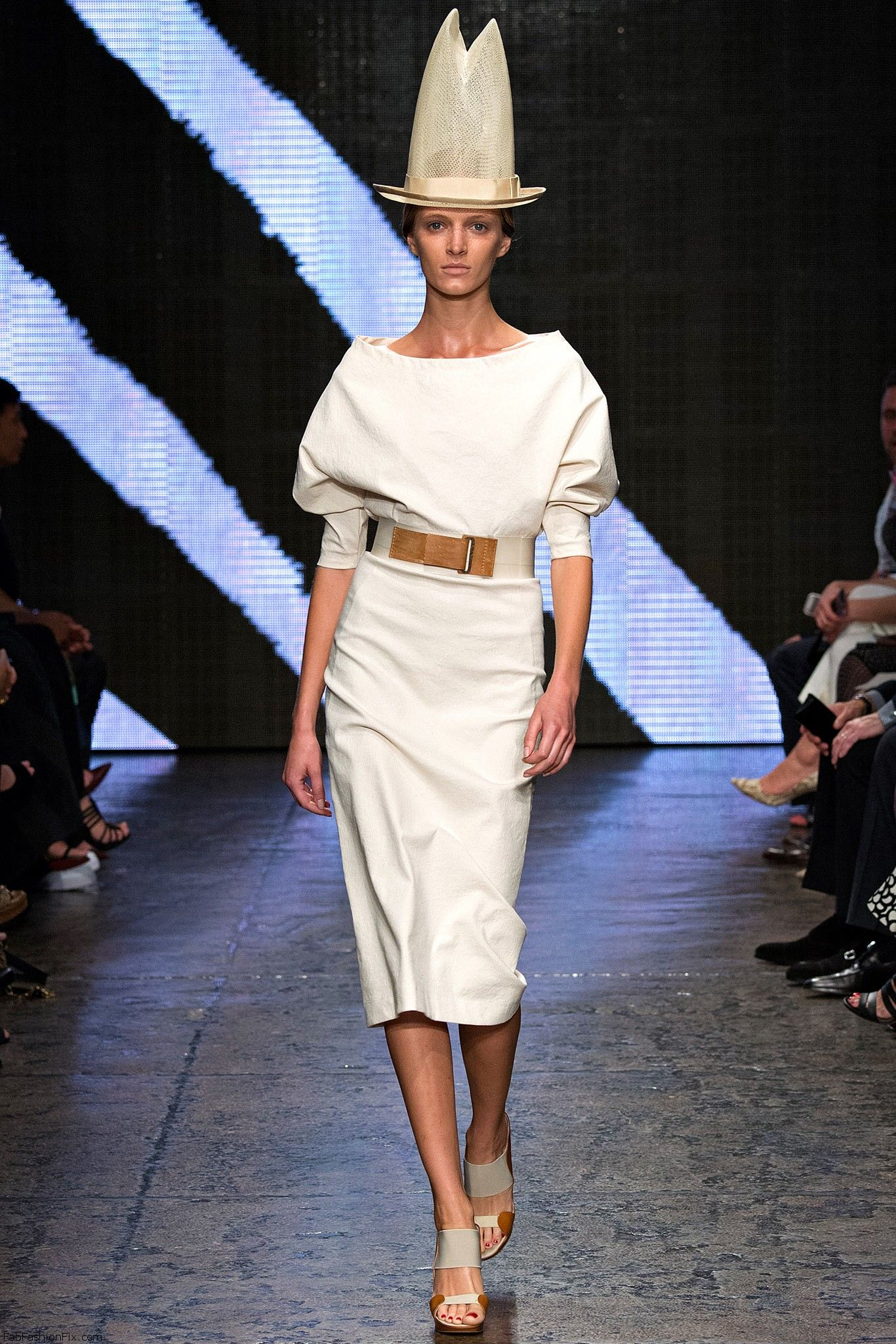 Donna Karan Spring/summer 2015 Collection