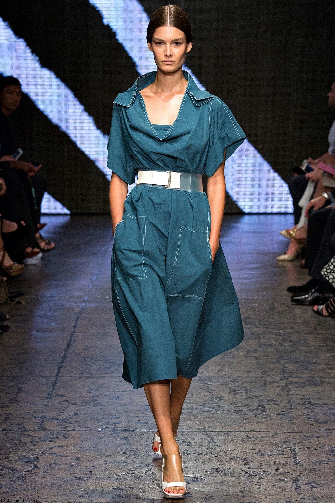 Donna Karan New York Spring/Summer 2009 Fashion Week
