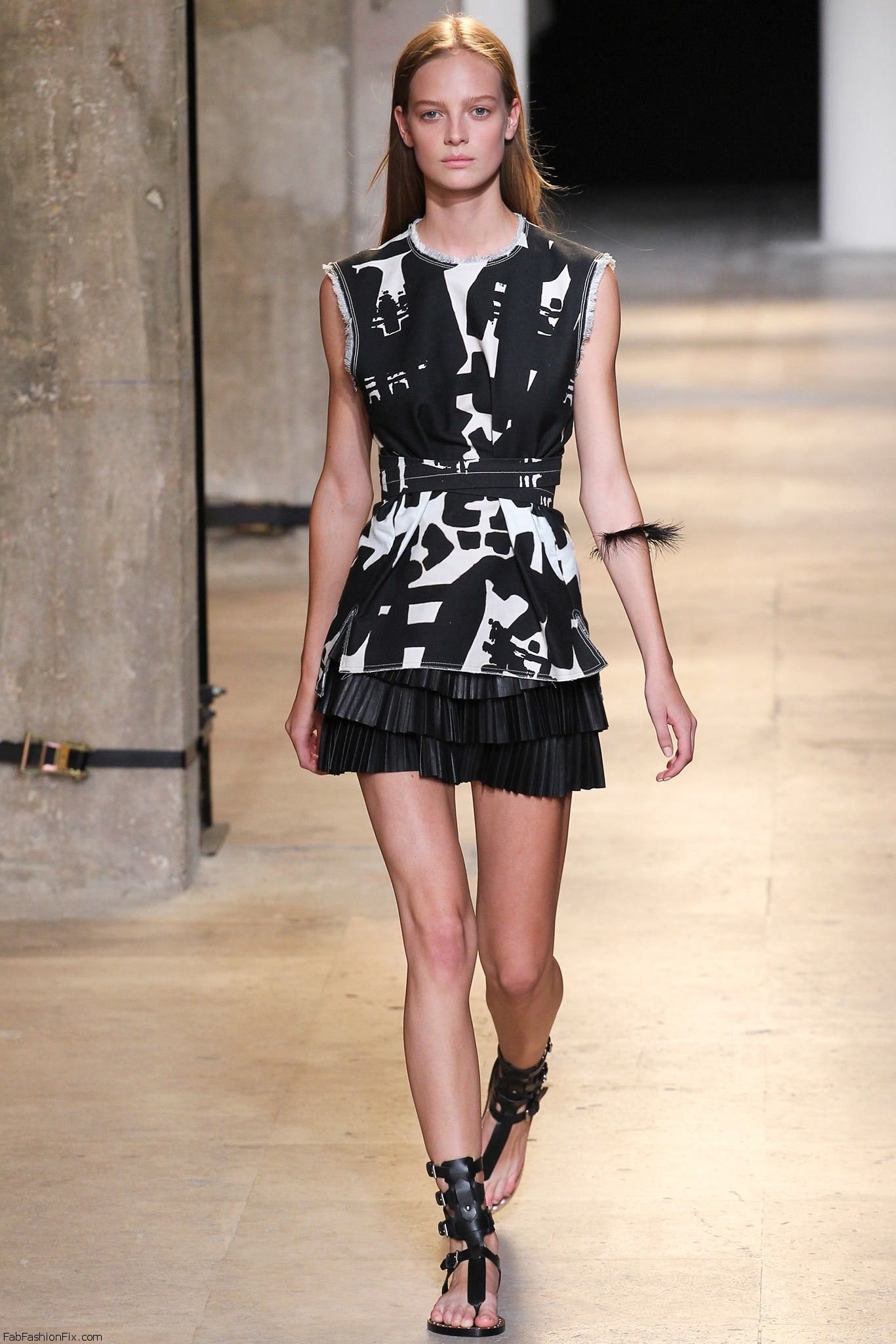 Isabel Marant Spring Summer 2015 Collection Paris Fashion Week Fab Fashion Fix
