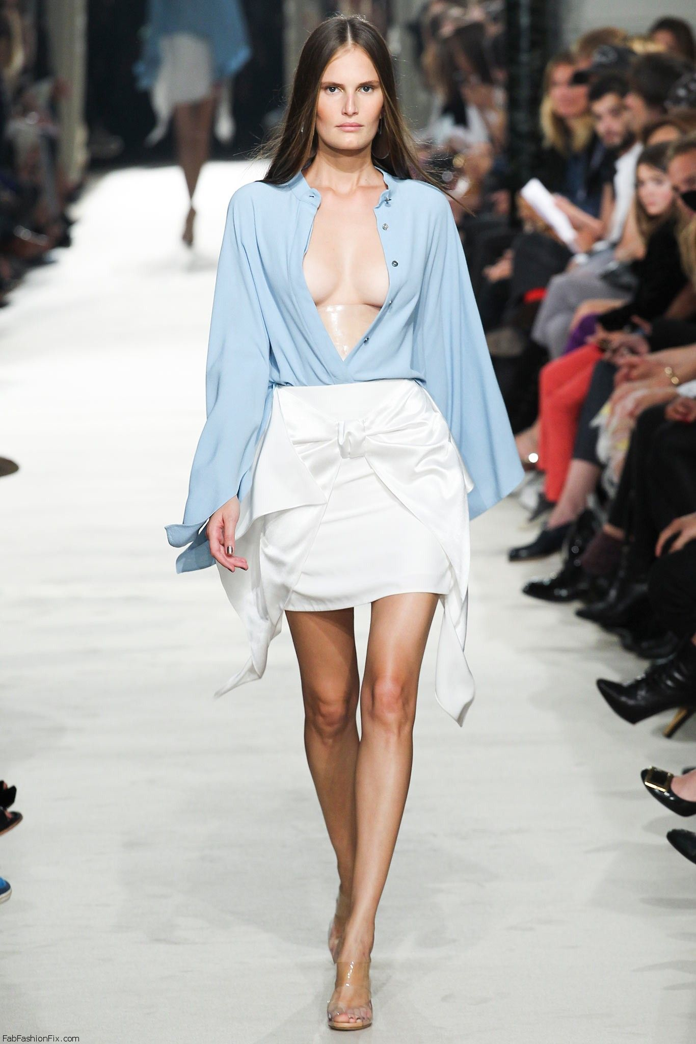 Alexis Mabille Fashion Week