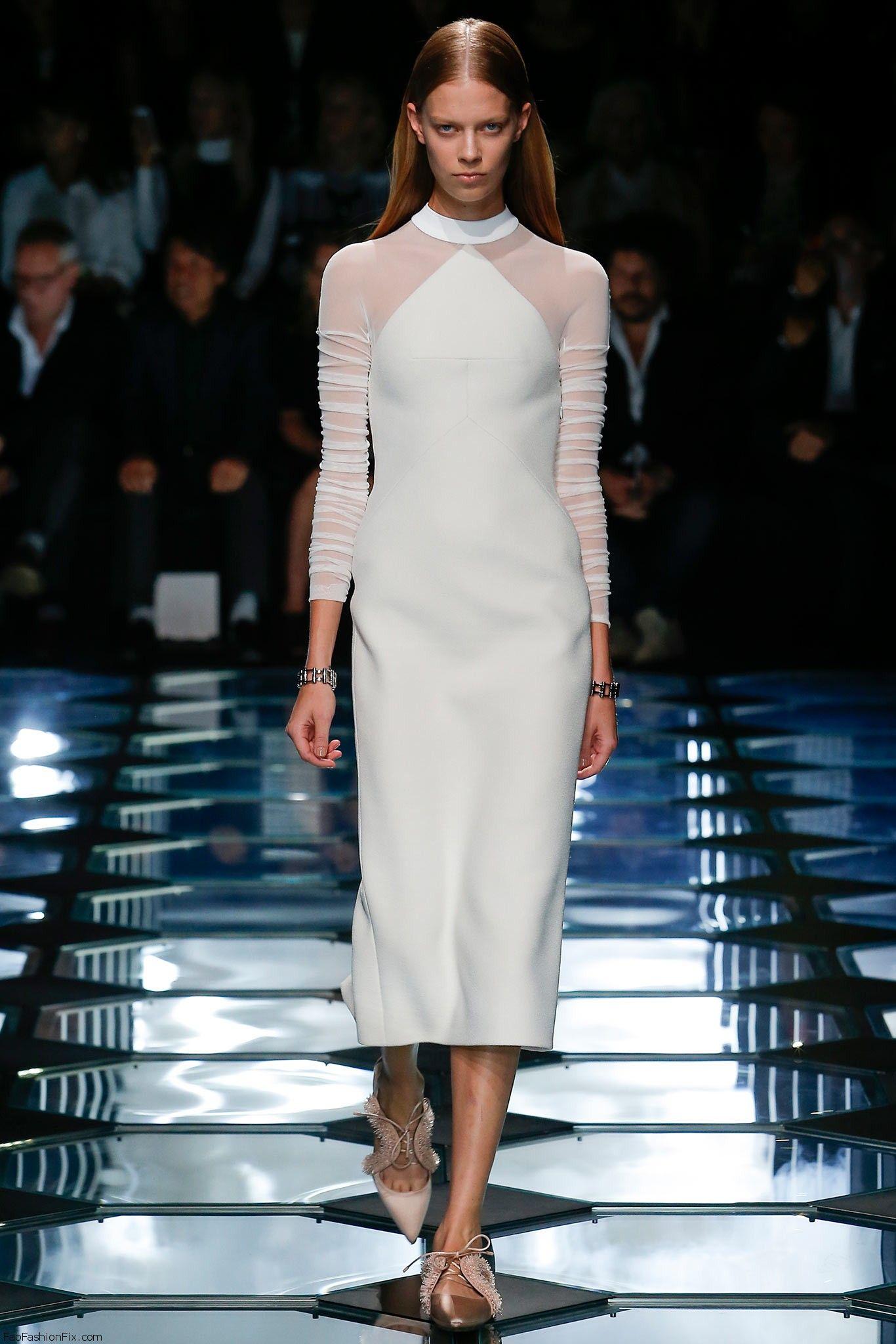 Balenciaga spring/summer 2015 collection