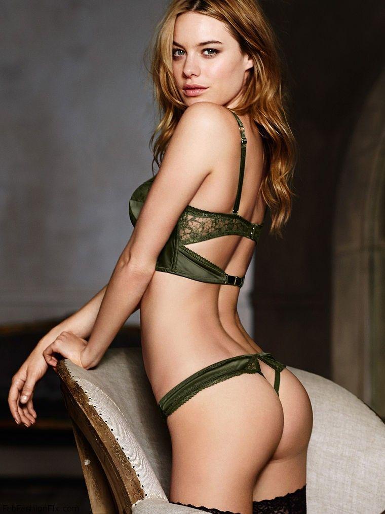 Free camille rowe sex s secret lingerie victoria