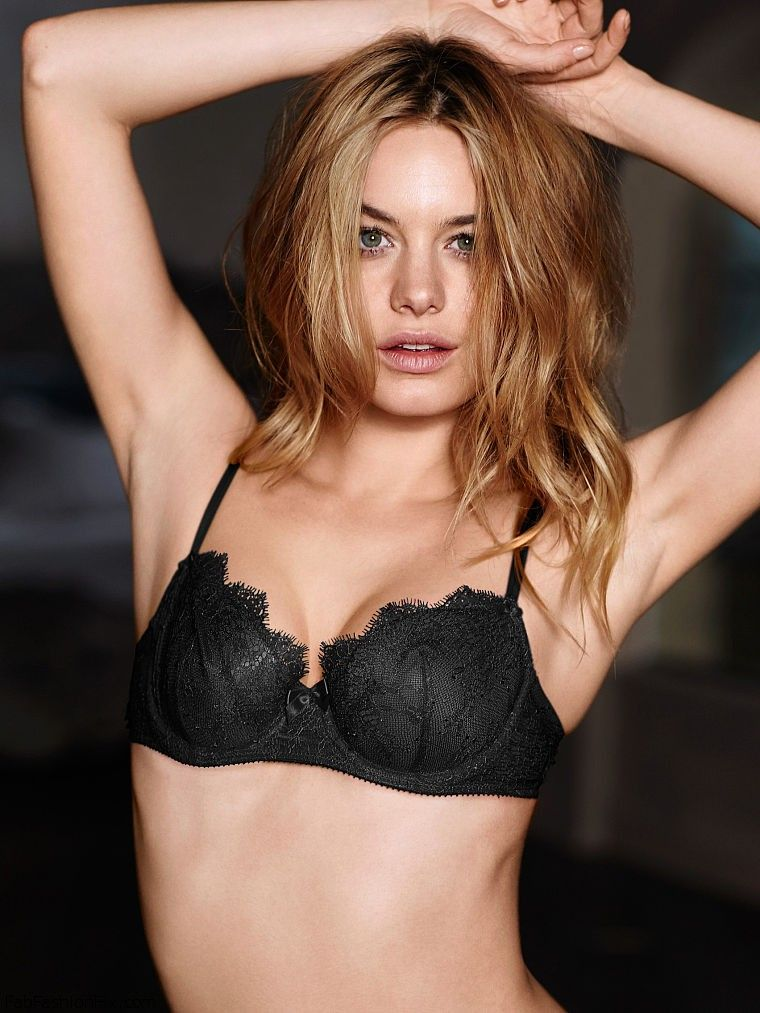 Camille Rowe Nude Photos 43