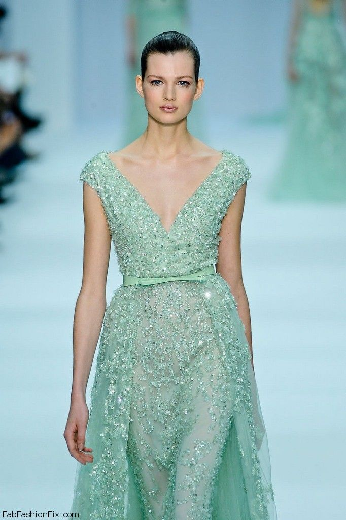 Remembering the Elie Saab Haute Couture spring/summer 2012 ...