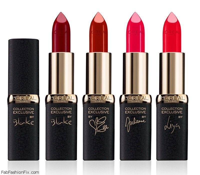 loreal-paris-collection-privee-reds-lineup