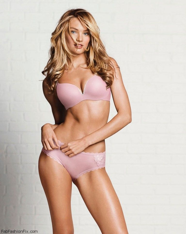 Victoria secret candice swanepoel sexy rather good