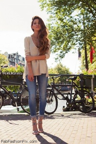Style Watch 50 Street Style Inspirations For Autumn Style Fab Fashion Fix
