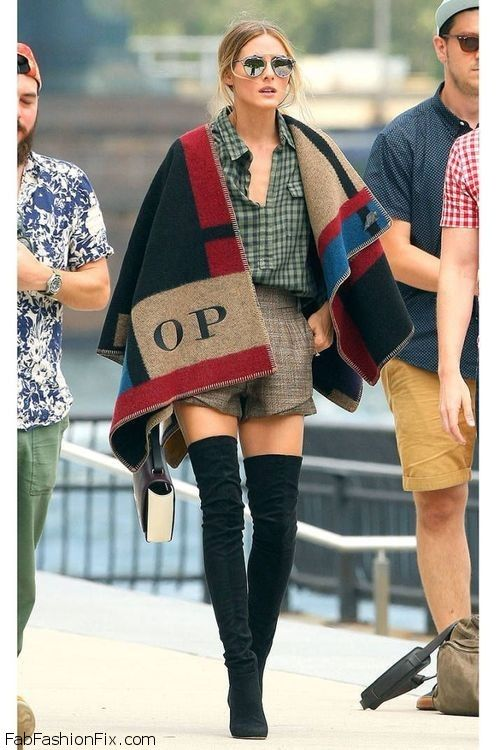 Style Guide How To Wear The Blanket Coat Trend This Fall