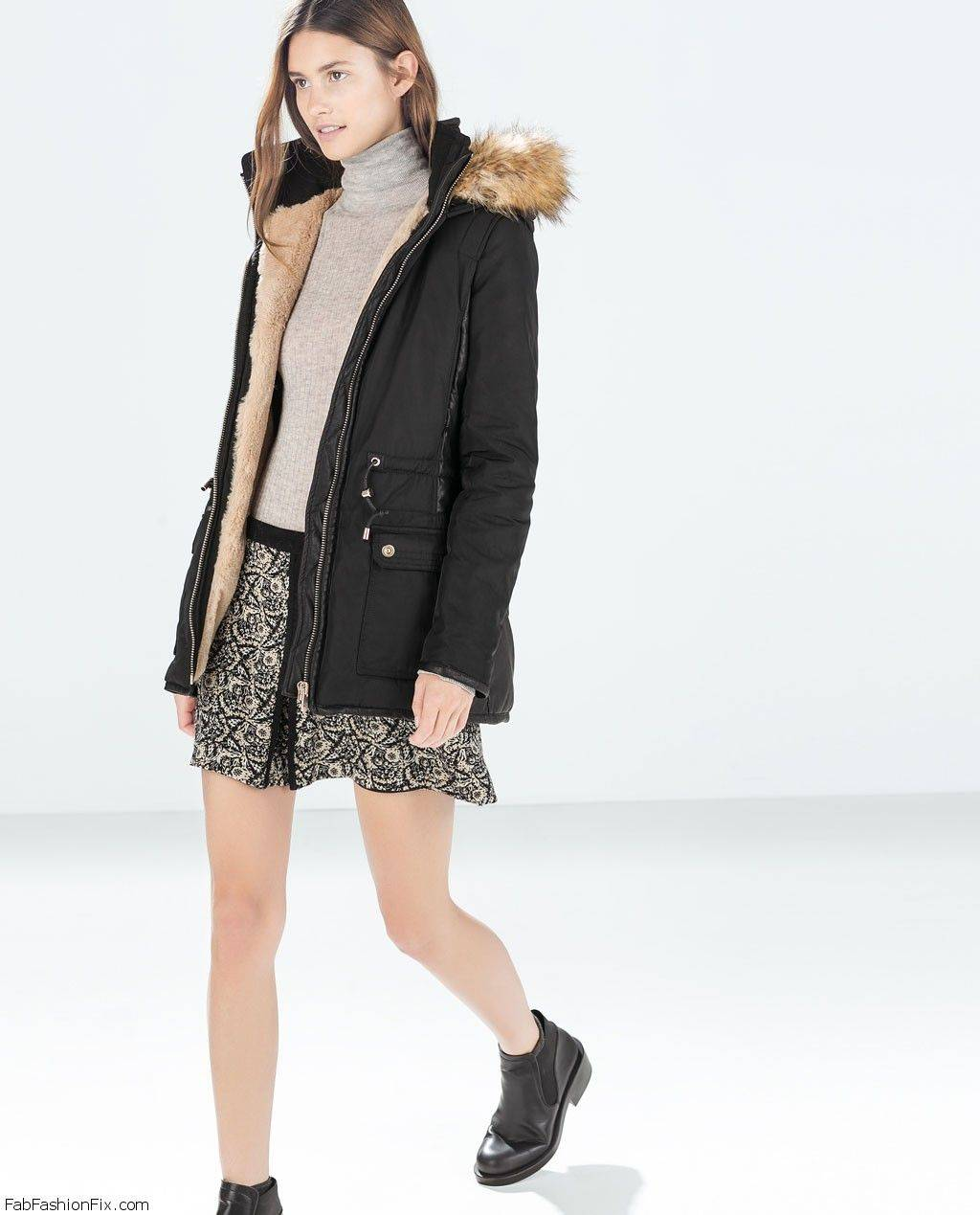 ZARA coats & jackets for fall/winter 2014 | Fab Fashion Fix