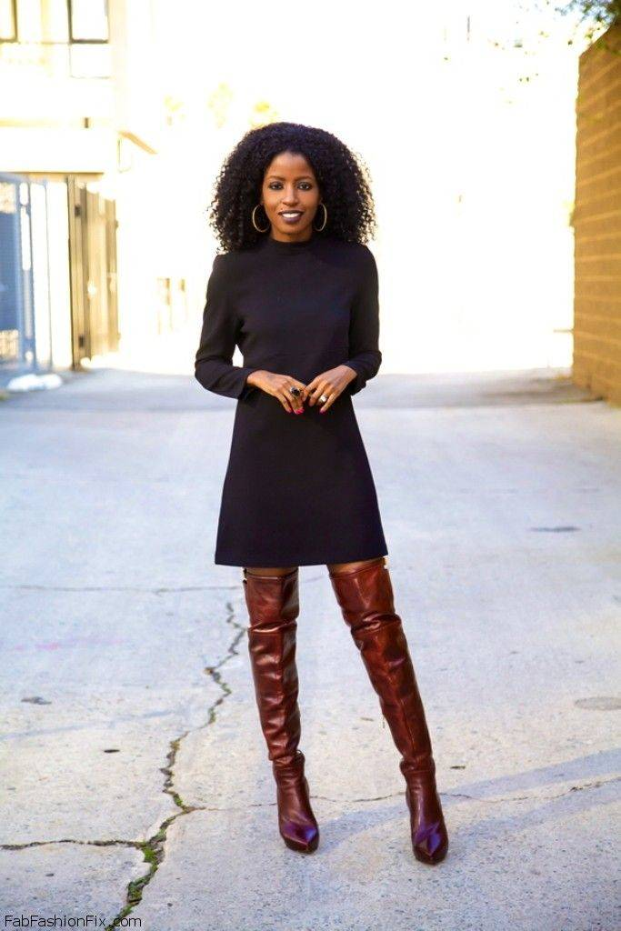 Style Watch: 40 ways to wear and style over-the-knee boots this