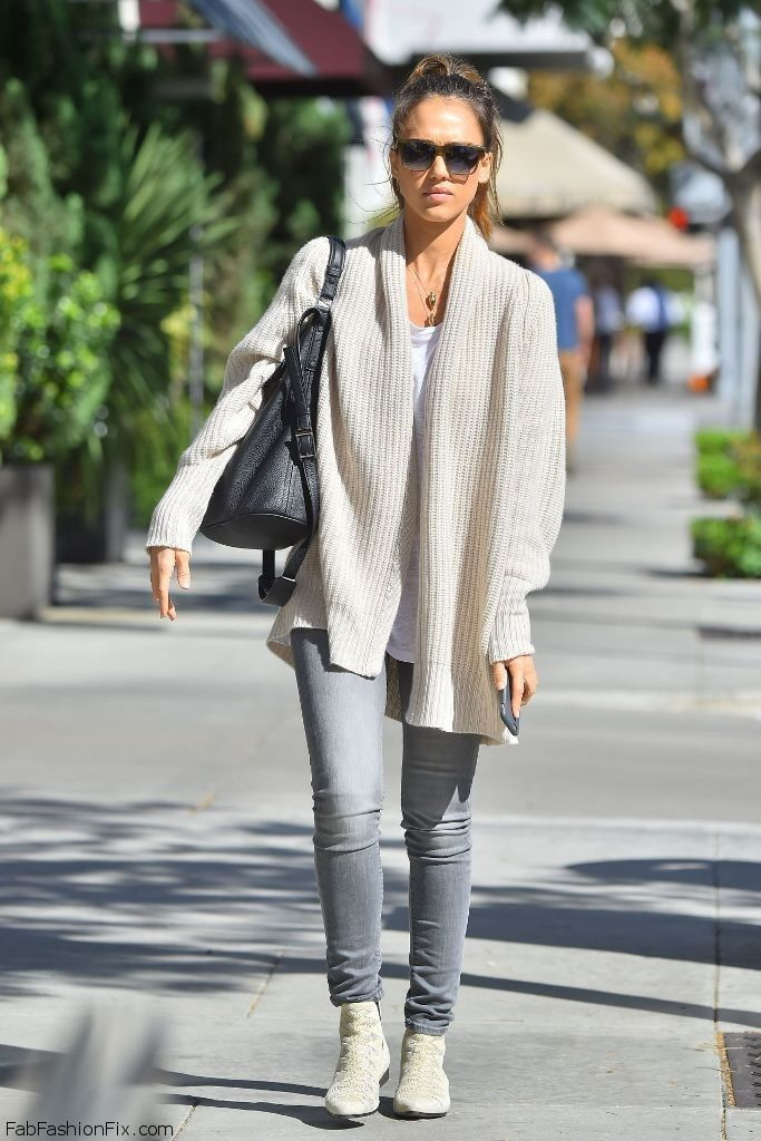 Style watch celebrity street style november 2014 fab Fashion celebrity street style