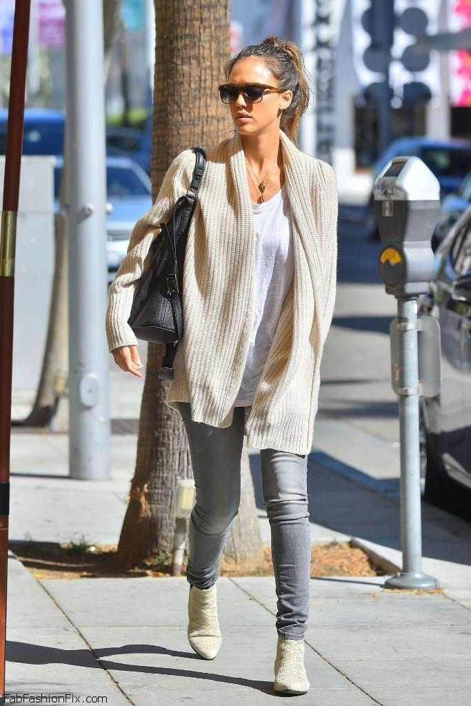 Style Watch Celebrity Street Style November 2014 Fab Fashion Fix