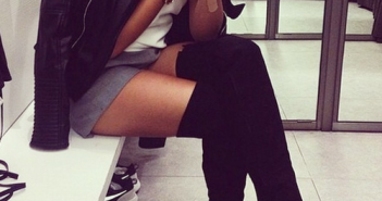 knee hight