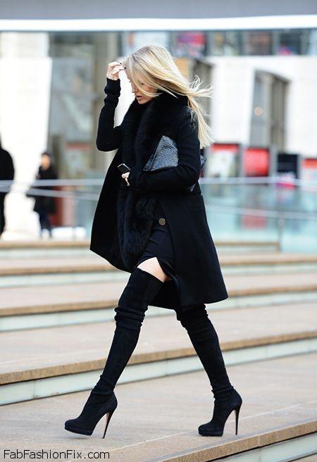 5 classic winter coats every woman should own | Fab Fashion Fix
