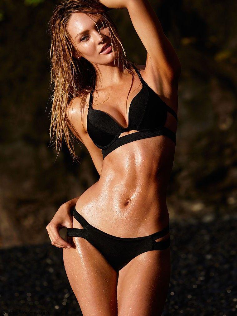 c926e7dbc9 Victoria's Secret releases the Swim 2015 Catalogue with Behati ...