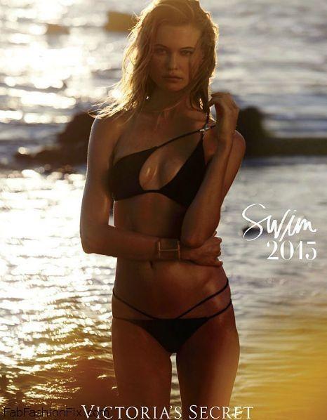 Victoria s Secret releases the Swim 2015 Catalogue with Behati ... 0e6e9f31c95