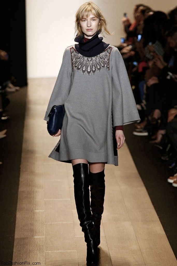 BCBG Max Azria Fall-Winter, New York Fashion Week