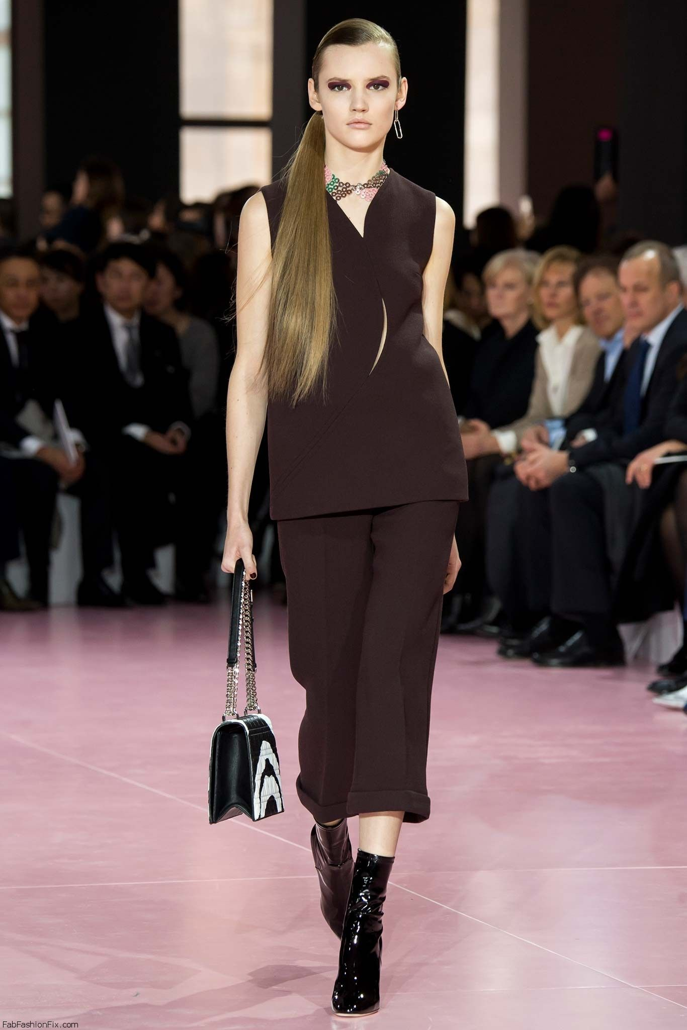 Christian Dior Fall Winter 2015 Collection Paris Fashion