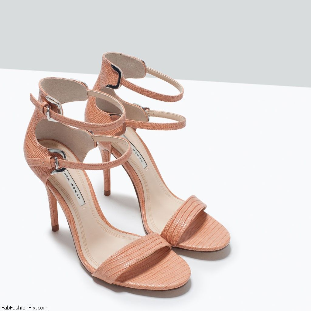 2ed4c91da09 ZARA spring summer 2015 shoes collection - Fab Fashion Fix