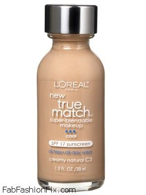 L'Oreal Paris True Match Super-Blendable Makeup (Liquid)